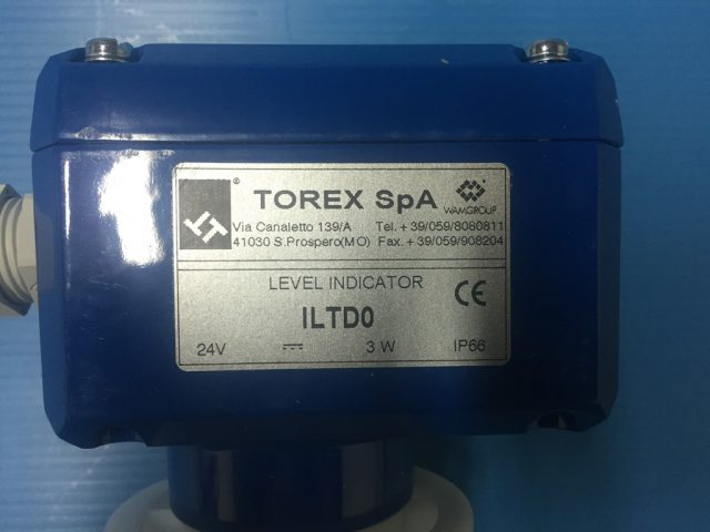 מד גובה TOREX ILTD0