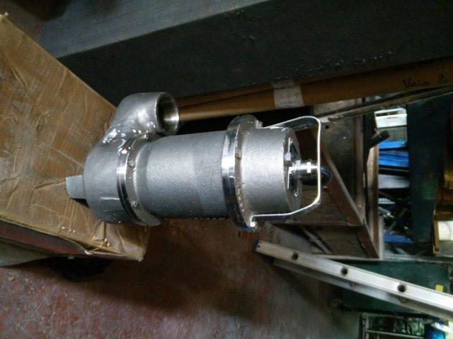 משאבה טבולה נירוסטה DGX-75/G50V