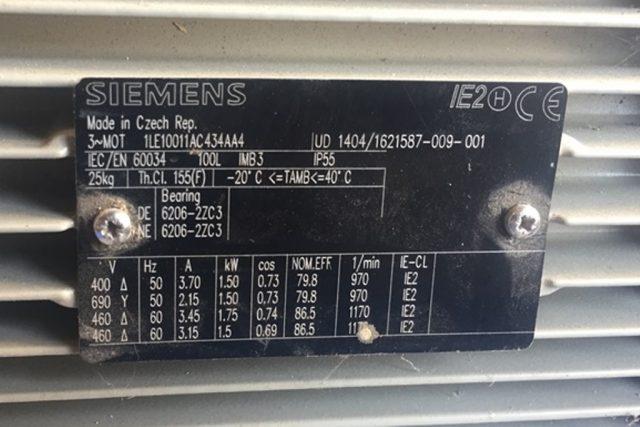 SIEMENS UD 1404