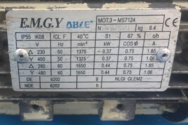 E.M.G.Y MS7124