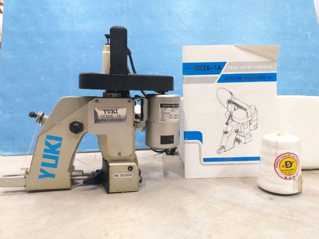 מכונת תפירה לשקים YUKI GEM26-1A